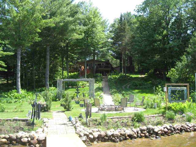 N1493 Silver Canoe Road, Keshena, WI 54135 (#50241773) :: Carolyn Stark Real Estate Team