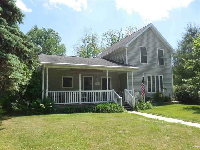 110 Lindsey Avenue, Oconto, WI 54153 (#50241796) :: Carolyn Stark Real Estate Team