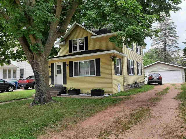 108 Brix Street, Clintonville, WI 54929 (#50241801) :: Symes Realty, LLC