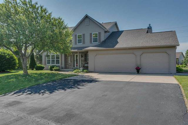 W3063 Pinewood Court, Appleton, WI 54914 (#50241810) :: Carolyn Stark Real Estate Team