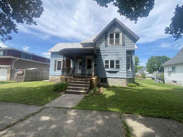 2012 Thomas Street, Marinette, WI 54143 (#50241811) :: Dallaire Realty