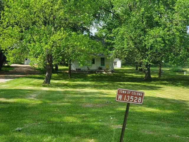 W13528 Cypress Avenue, Coloma, WI 54930 (#50241823) :: Town & Country Real Estate