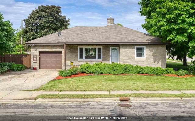 212 Konemac Street, Menasha, WI 54952 (#50241830) :: Carolyn Stark Real Estate Team