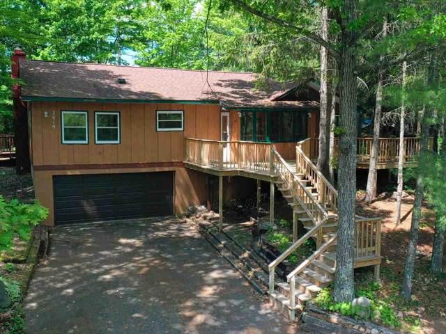 3819 Velvet Lake Road, Rhinelander, WI 54501 (#50241850) :: Todd Wiese Homeselling System, Inc.