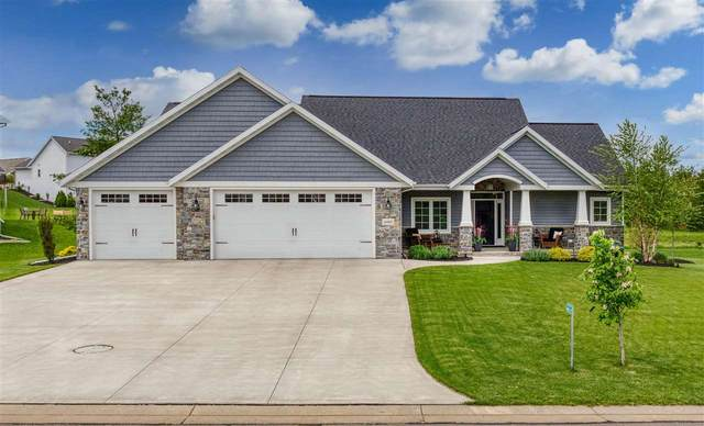N1067 Alexandra Way, Greenville, WI 54942 (#50241933) :: Dallaire Realty