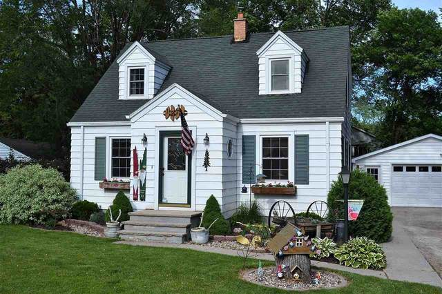 1270 Sheboygan Street, Oshkosh, WI 54904 (#50241950) :: Carolyn Stark Real Estate Team