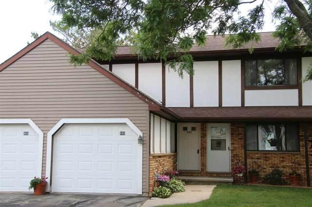 886 Americana Drive, Fond Du Lac, WI 54935 (#50241981) :: Carolyn Stark Real Estate Team
