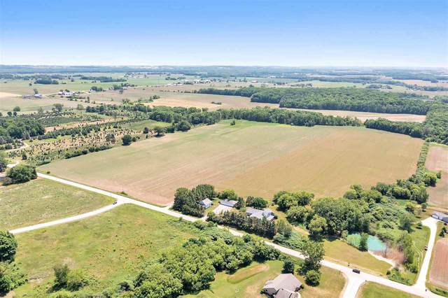 County Line Road, Luxemburg, WI 54217 (#50242005) :: Carolyn Stark Real Estate Team