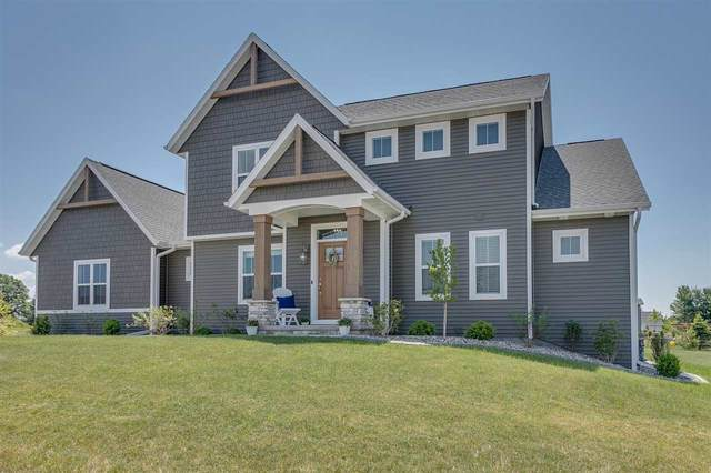 N1117 Chatham Court, Greenville, WI 54942 (#50242034) :: Symes Realty, LLC