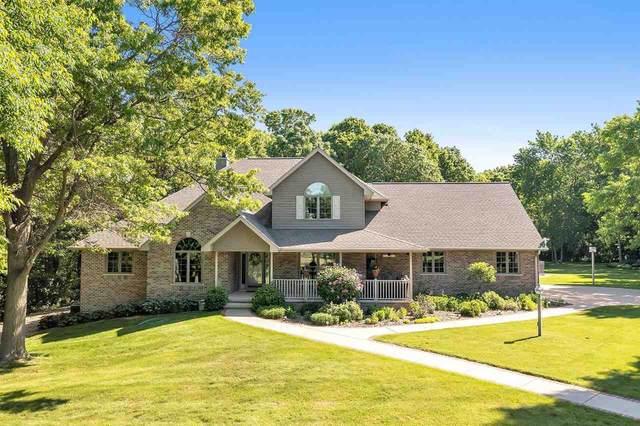 3610 Nicolet Drive, Green Bay, WI 54311 (#50242036) :: Carolyn Stark Real Estate Team
