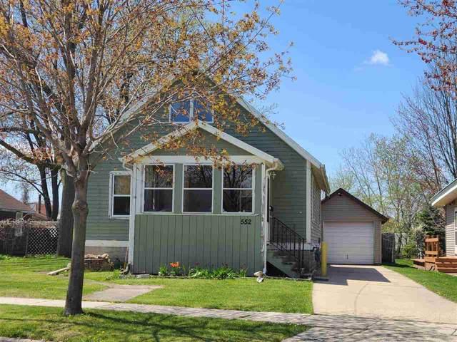 552 Morris Street, Fond Du Lac, WI 54935 (#50242045) :: Carolyn Stark Real Estate Team