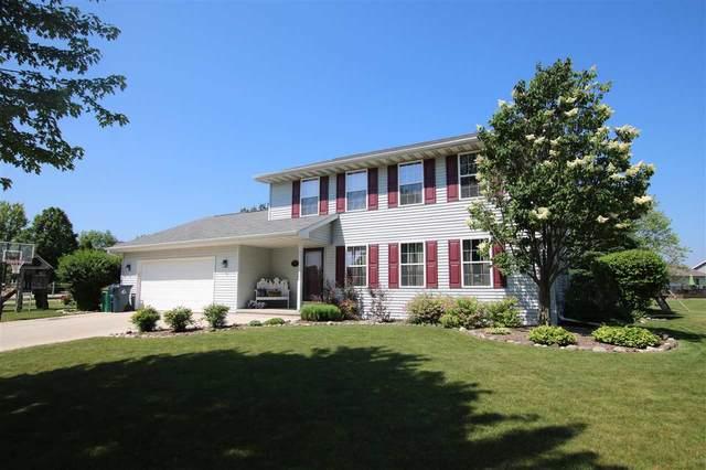 210 Yacoub Lane, Fond Du Lac, WI 54935 (#50242050) :: Carolyn Stark Real Estate Team