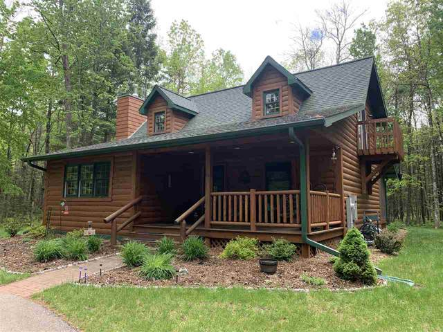 N16683 River Road, Pembine, WI 54156 (#50242063) :: Dallaire Realty
