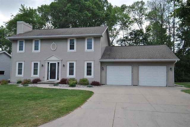 2140 Crestwood Springs Drive, Green Bay, WI 54304 (#50242066) :: Symes Realty, LLC