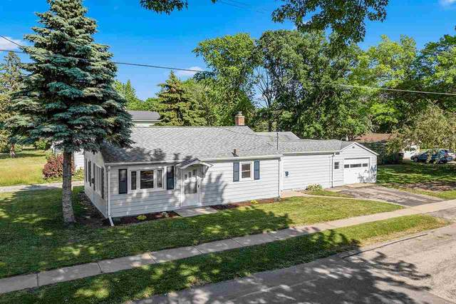 2034 Minerva Street, Oshkosh, WI 54901 (#50242083) :: Carolyn Stark Real Estate Team