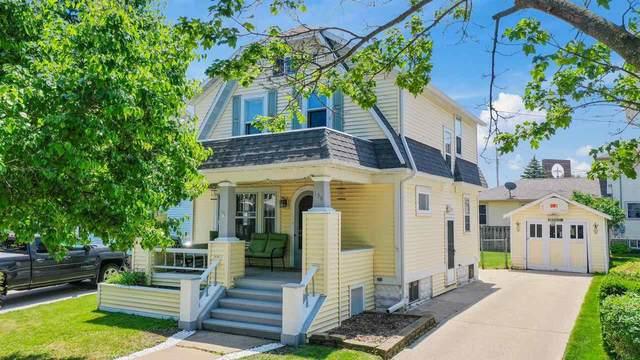 156 15TH Street, Fond Du Lac, WI 54935 (#50242099) :: Carolyn Stark Real Estate Team