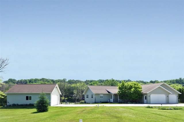 N5583 Hwy 45, Fond Du Lac, WI 54937 (#50242100) :: Carolyn Stark Real Estate Team