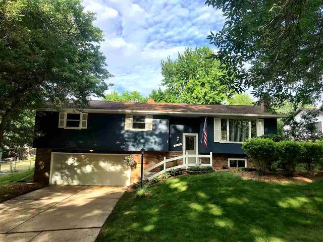 1945 Everbreeze Road, Green Bay, WI 54304 (#50242131) :: Town & Country Real Estate