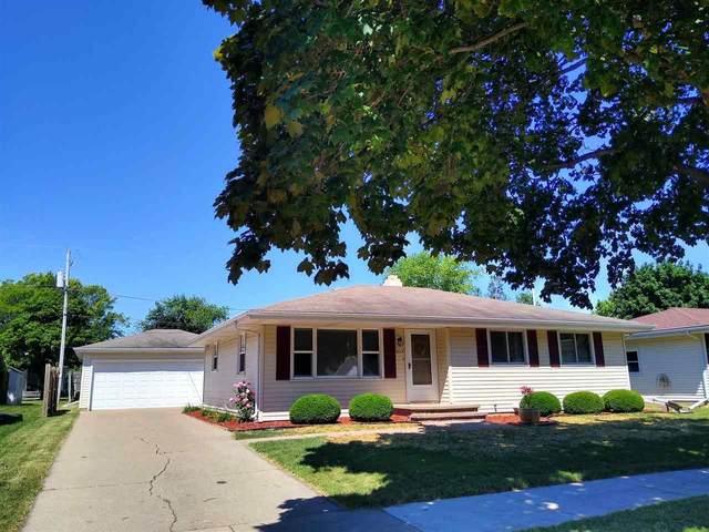 313 S Fidelis Street, Appleton, WI 54915 (#50242160) :: Town & Country Real Estate