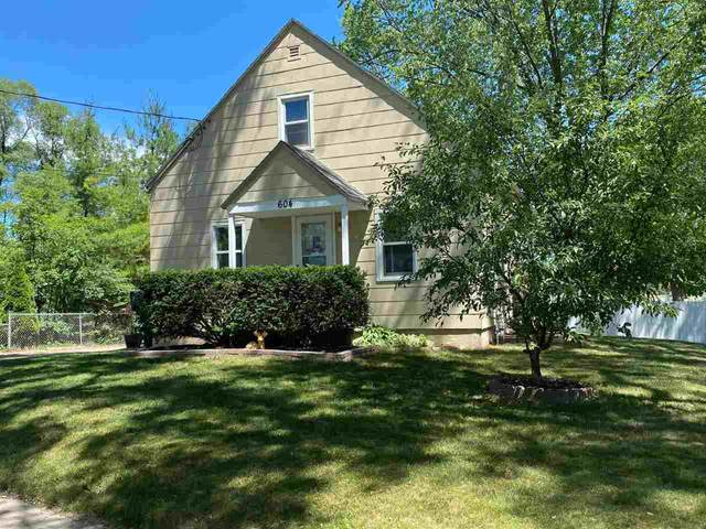 604 La Plant Street, Green Bay, WI 54302 (#50242163) :: Town & Country Real Estate