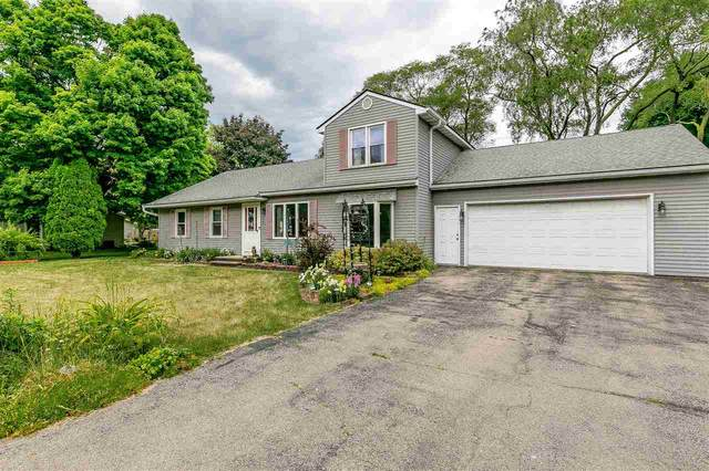 1266 Glenview Drive, Neenah, WI 54956 (#50242187) :: Ben Bartolazzi Real Estate Inc