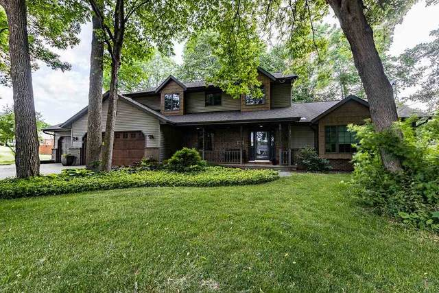 N1445 Highgreen Court, Greenville, WI 54942 (#50242289) :: Todd Wiese Homeselling System, Inc.