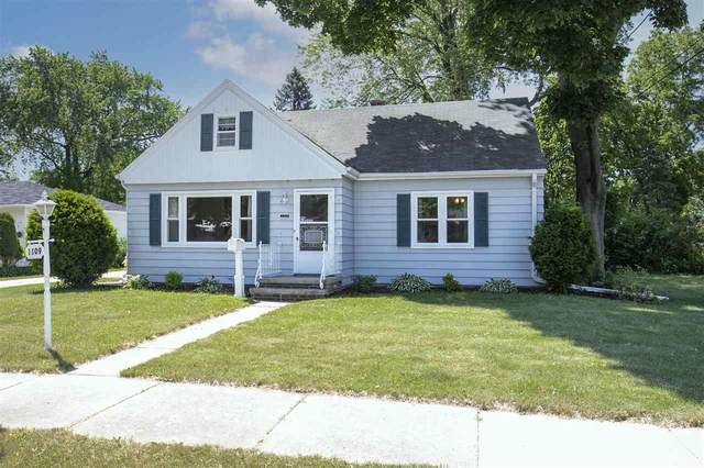 1109 E Jardin Street, Appleton, WI 54911 (#50242305) :: Todd Wiese Homeselling System, Inc.