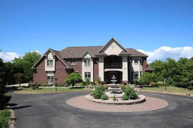 N5544 Glacier Court, Fond Du Lac, WI 54937 (#50242369) :: Carolyn Stark Real Estate Team