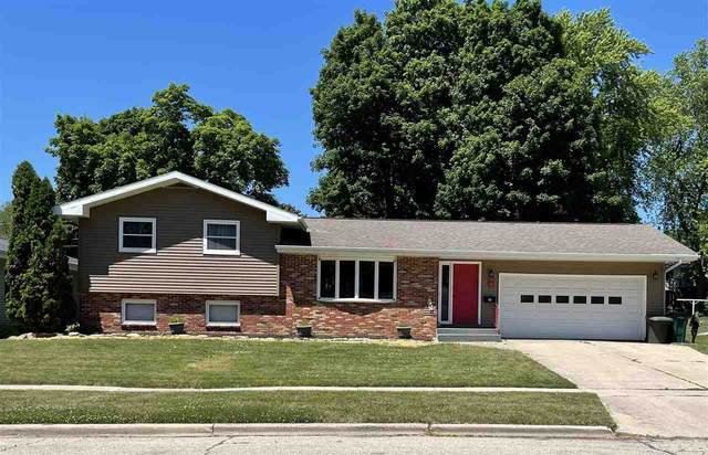24 Tabbert Avenue, Ripon, WI 54971 (#50242389) :: Carolyn Stark Real Estate Team