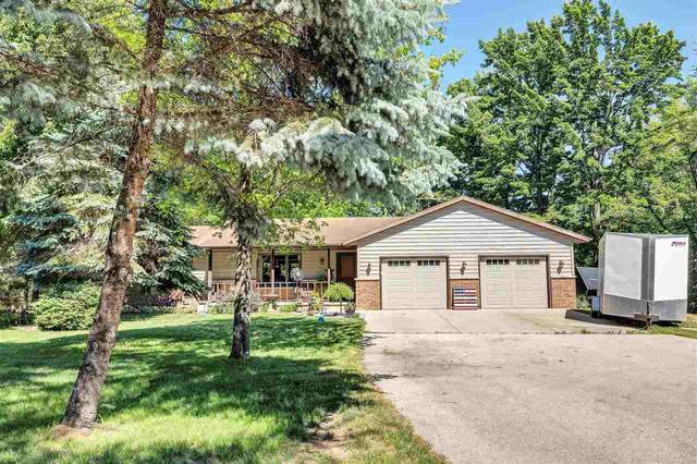 738 School House Road, Sobieski, WI 54171 (#50242391) :: Dallaire Realty