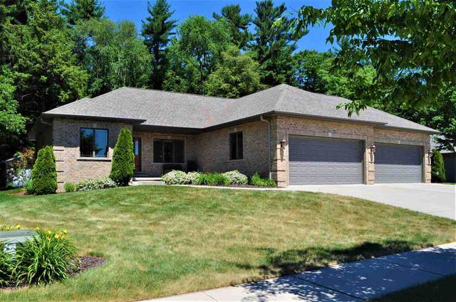 3640 Stockbury Street, Green Bay, WI 54313 (#50242401) :: Todd Wiese Homeselling System, Inc.