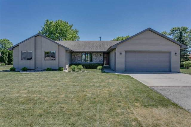1027 Mill Pond Lane, Neenah, WI 54956 (#50242411) :: Carolyn Stark Real Estate Team