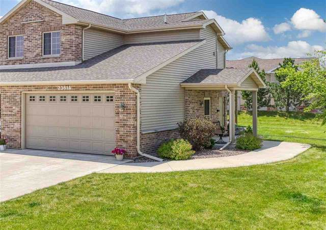 2361 E Plank Circle A, Appleton, WI 54915 (#50242442) :: Todd Wiese Homeselling System, Inc.