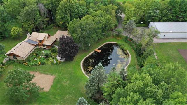 N4854 Green Valley Road, Krakow, WI 54137 (#50242492) :: Dallaire Realty