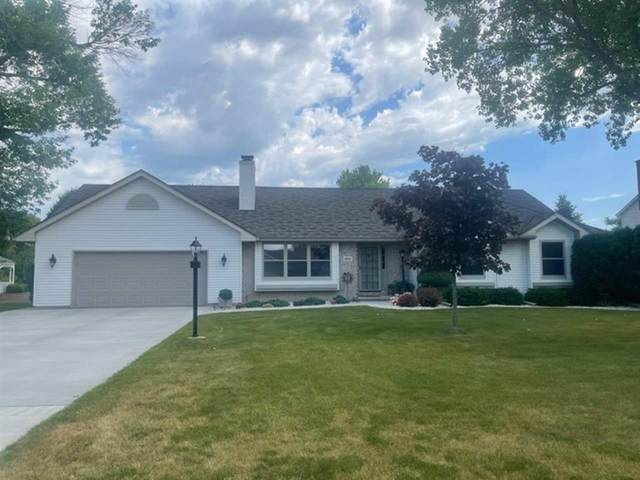1865 Old Valley Road, De Pere, WI 54115 (#50242503) :: Todd Wiese Homeselling System, Inc.