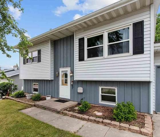 1300 W Edmund Drive, Appleton, WI 54914 (#50242541) :: Todd Wiese Homeselling System, Inc.