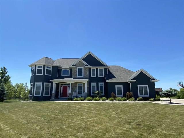 1064 Deer Run, Fond Du Lac, WI 54935 (#50242577) :: Carolyn Stark Real Estate Team