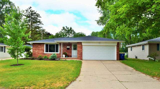 1428 Argonne Drive, Green Bay, WI 54304 (#50242592) :: Todd Wiese Homeselling System, Inc.