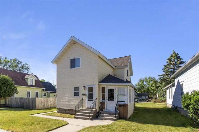408 W 6TH Street, Kaukauna, WI 54130 (#50242601) :: Todd Wiese Homeselling System, Inc.