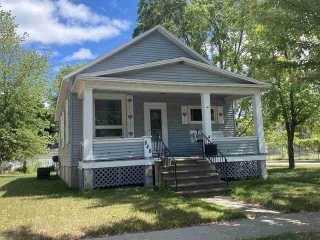 848 Hockridge Street, Marinette, WI 54143 (#50242652) :: Todd Wiese Homeselling System, Inc.