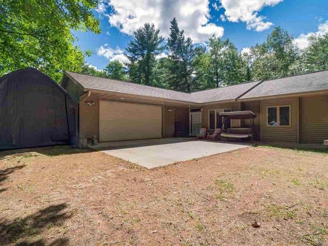 N8649 Pines Road, Wausaukee, WI 54177 (#50242677) :: Todd Wiese Homeselling System, Inc.
