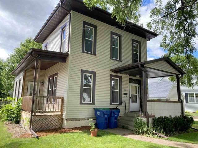 57 N Clinton Avenue, Clintonville, WI 54929 (#50242680) :: Carolyn Stark Real Estate Team