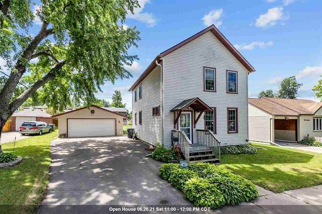 414 W Cook Street, New London, WI 54961 (#50242738) :: Dallaire Realty
