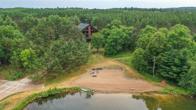 10487 Badger Drive, Waupaca, WI 54406 (#50242782) :: Dallaire Realty
