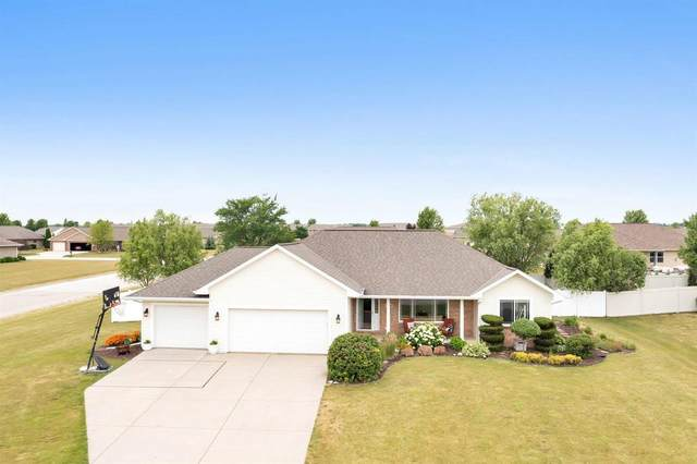 1592 Park Haven Street, De Pere, WI 54115 (#50242861) :: Todd Wiese Homeselling System, Inc.