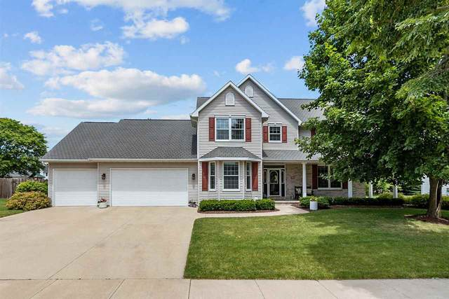422 E Apple Creek Road, Appleton, WI 54913 (#50242891) :: Carolyn Stark Real Estate Team