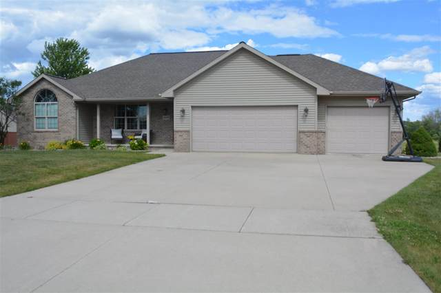1609 Park Haven Road, De Pere, WI 54115 (#50242903) :: Todd Wiese Homeselling System, Inc.