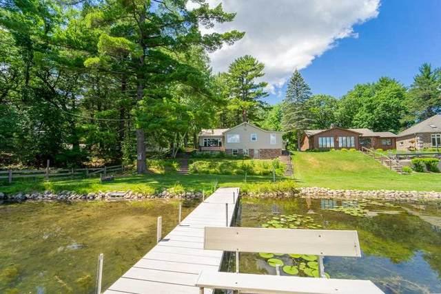N2494 W Miner Drive, Waupaca, WI 54981 (#50243007) :: Carolyn Stark Real Estate Team