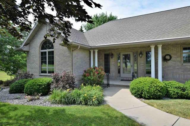 W2218 Block Road, Kaukauna, WI 54130 (#50243008) :: Todd Wiese Homeselling System, Inc.