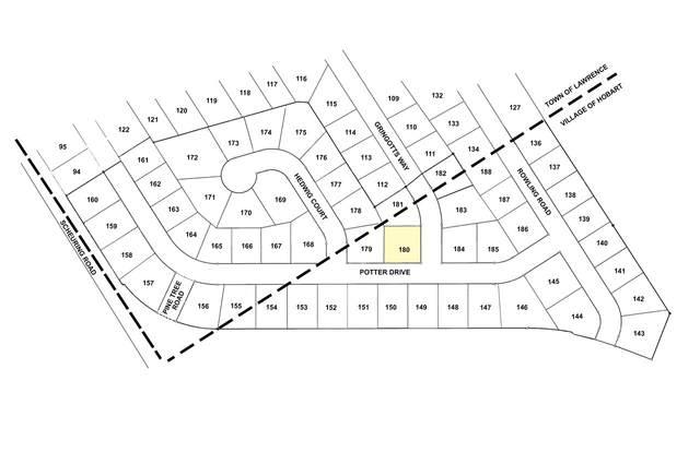 Gringotts Way, De Pere, WI 54115 (#50243015) :: Carolyn Stark Real Estate Team